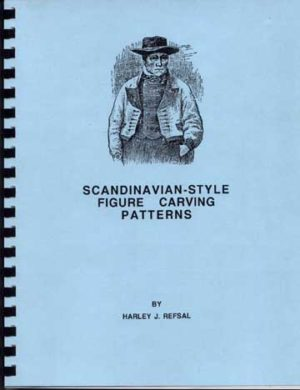 "--Basswood Cutouts from ""Scandinavian Style Fig. Carving Patterns"" book"