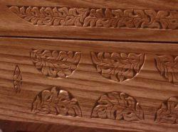 Chip Carving of Warren Raucher